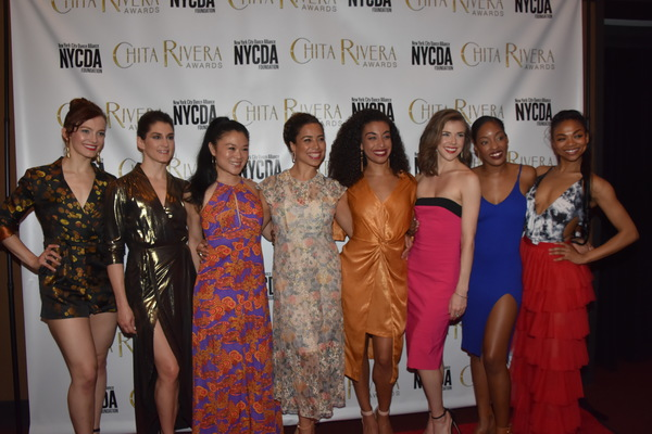 The Ladies from the cast of King Kong