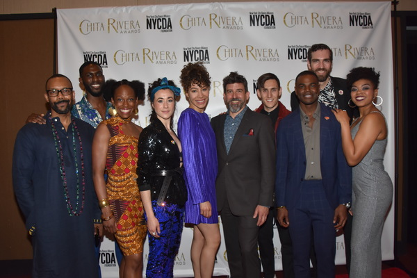 Photo Coverage: On the Red Carpet at the 2019 Chita Rivera Awards Arrivals