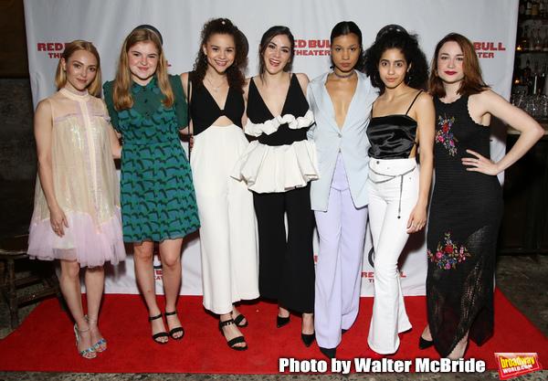 AnnaSophia Robb, Sophie Kelly-Hedrick, Lily Santiago, Isabelle Fuhrman, Ayana Workman Photo