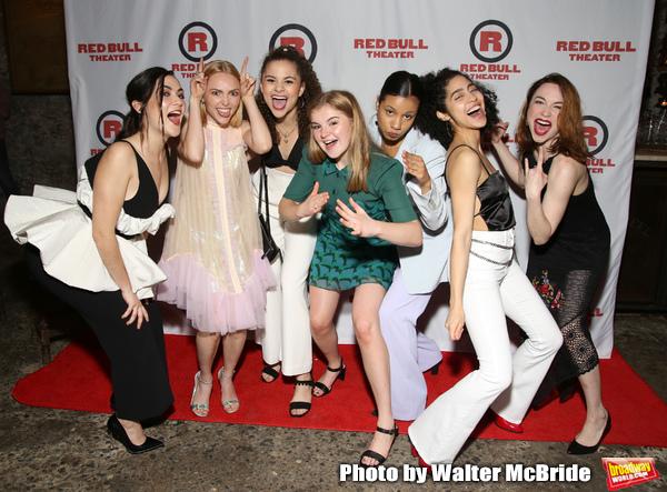 Isabelle Fuhrman, AnnaSophia Robb, Lily Santiago, Sophie Kelly-Hedrick, Ayana Workman Photo