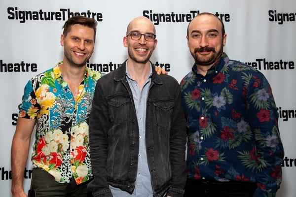 Joe Curnutte, Marc Bovino, Michael Dalto Photo