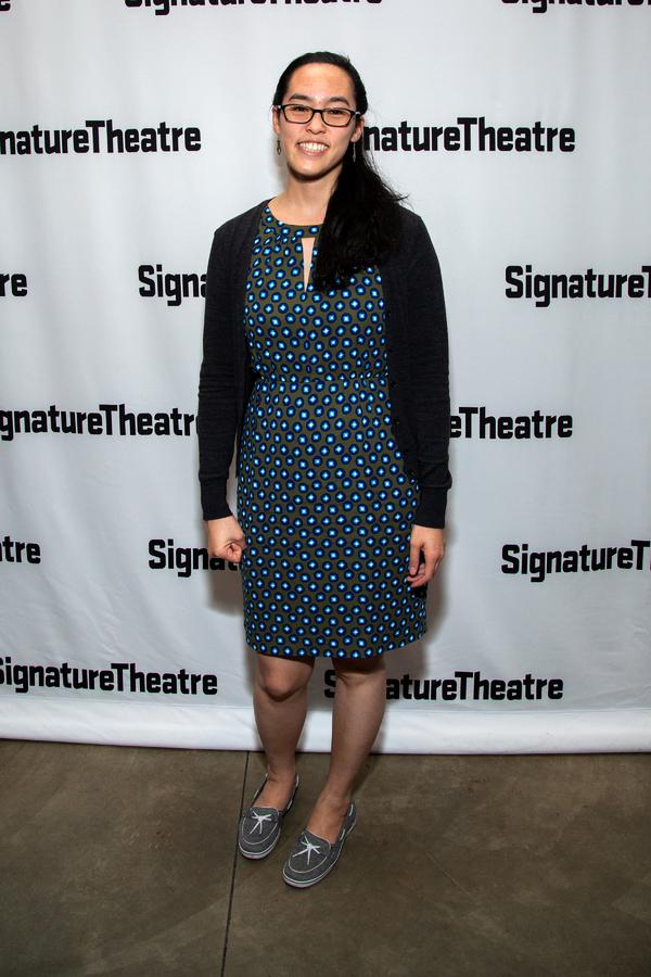 Photo Coverage: Dave Malloy's OCTET Celebrates Opening Night at Signature Theatre!