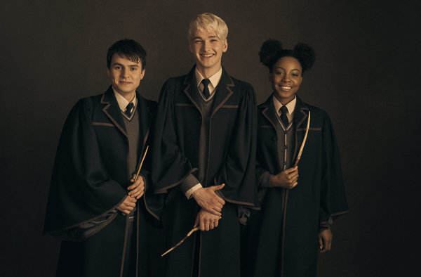 Photo Flash: Check Out All New Portraits of the New West End HARRY POTTER AND THE CURSED CHILD Cast
