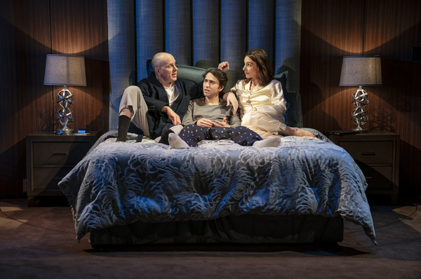 Photo Flash: First Look at MTC's LONG LOST
