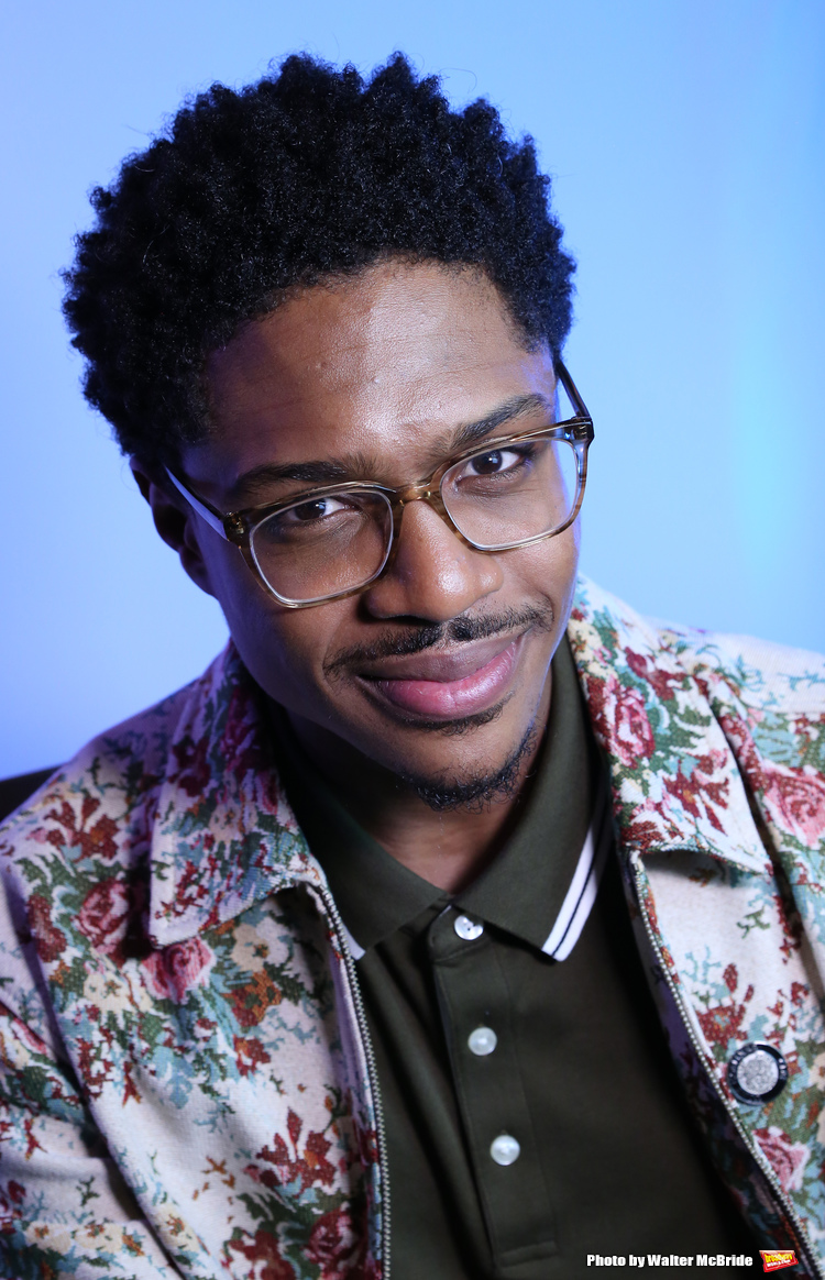 WATCH NOW! Zooming in on the Tony Nominees:  Ephraim Sykes
