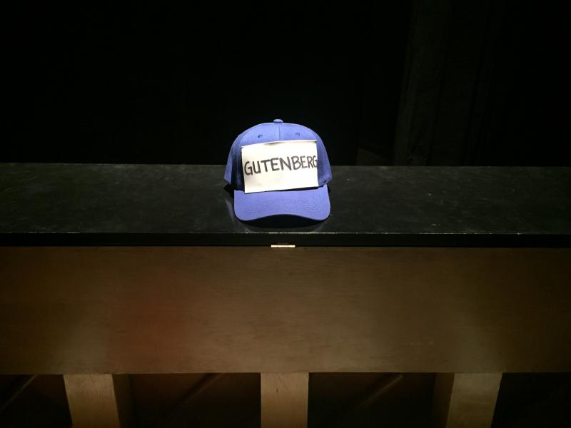 BWW Review: GUTENBERG! THE MUSICAL! Charms Audiences at A/C Theatre Company