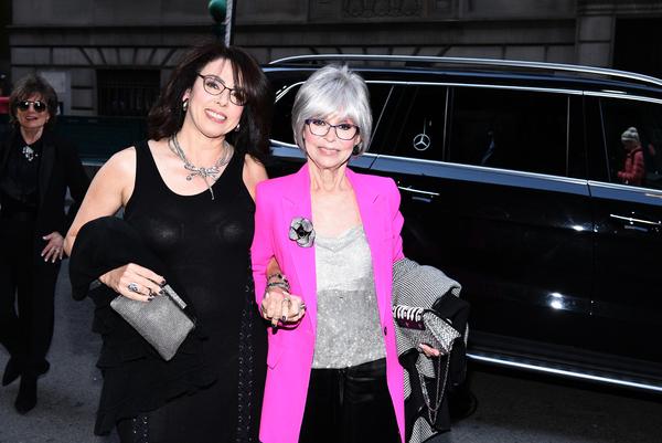 Photo Flash: Rita Moreno Receives 2019 Peabody Award