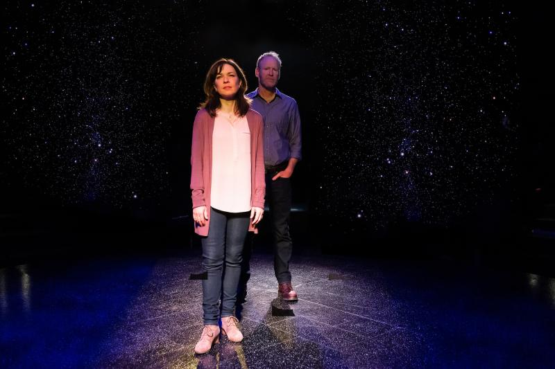BWW Review: Alley Theatre Designs Elegant Universe For CONSTELLATIONS