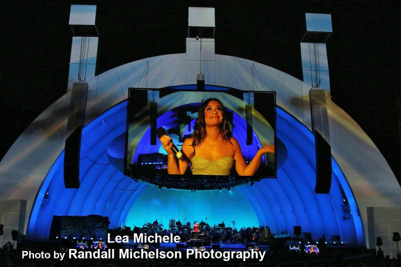 BWW Review: Lea Michele Heads All-Star Cast Raising LIVE-TO-FILM: THE LITTLE MERMAID Above the Sea & Into the Stratosphere
