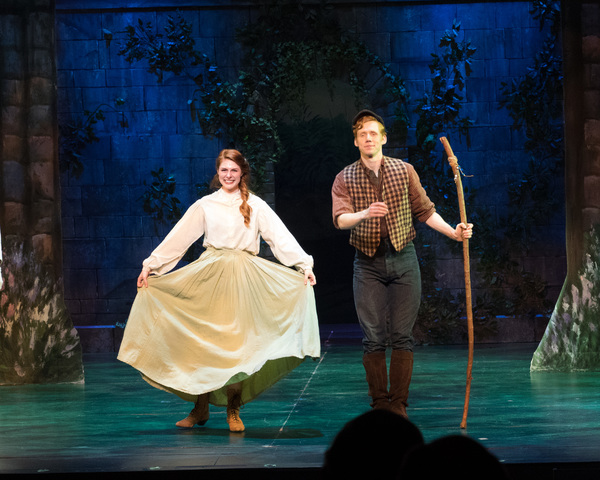 Photo Coverage: Daisy Eagan Attends Closing Performance of 3D Theatricals' THE SECRET GARDEN