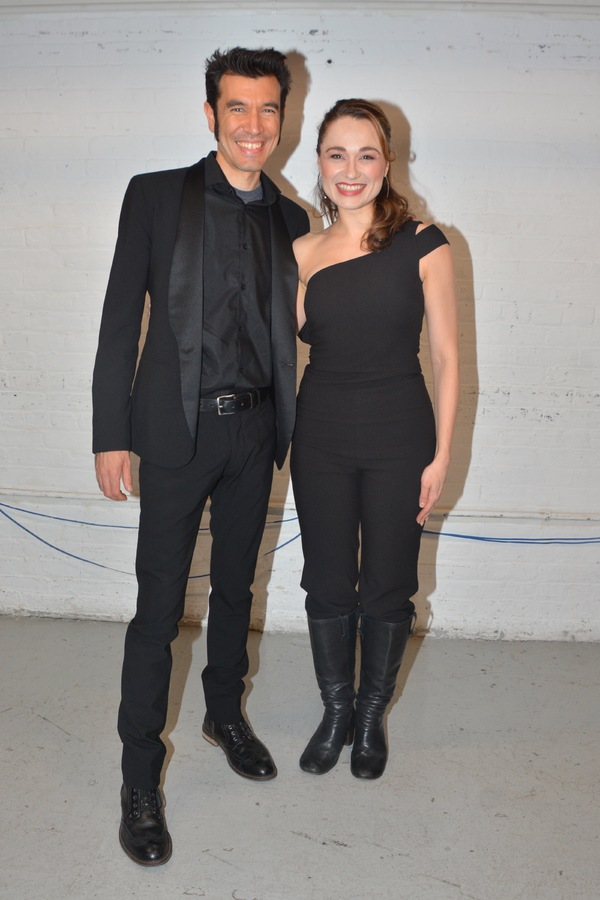 Jake Owen and Lianne Marie Dobbs