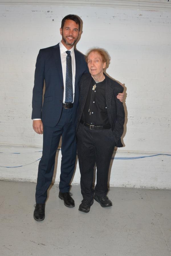 Douglas Ladnier and Scott Siegel Photo