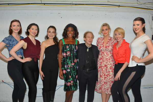 Photo Coverage: Backstage at BROADWAY BY THE YEAR: 1965 & 1978