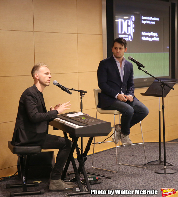 Photo Coverage: Pasek & Paul, and More Attend Dramatists Guild Foundation's Evening of Philanthropy, Legacy, and Music