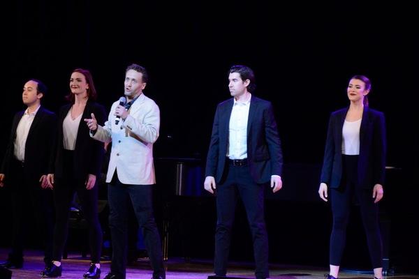 Michael Verre, Bailey Callahan, Danny Gardner, Bryan Hunt and Brooke Lacy Photo