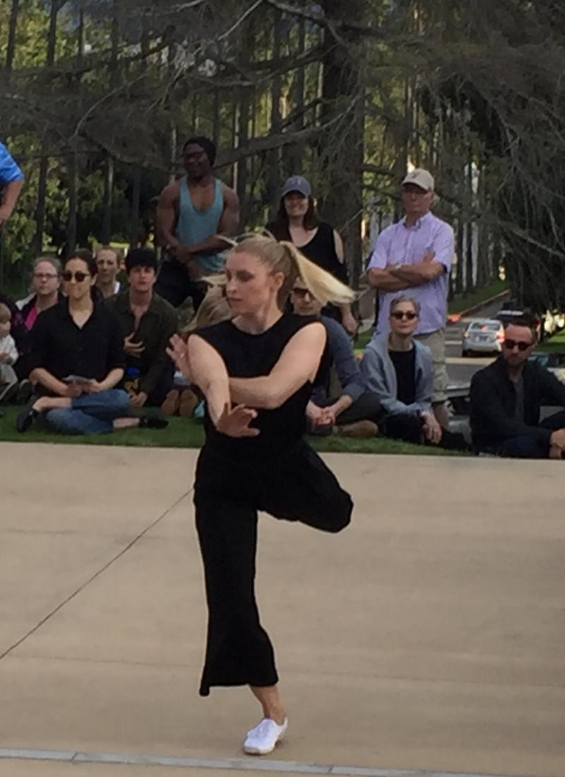 BWW Review: GRAYSCALE GRACES THE GROUNDS OF THE GLENDALE BRAND LIBRARY at The Glendale Brand Library And Art Center