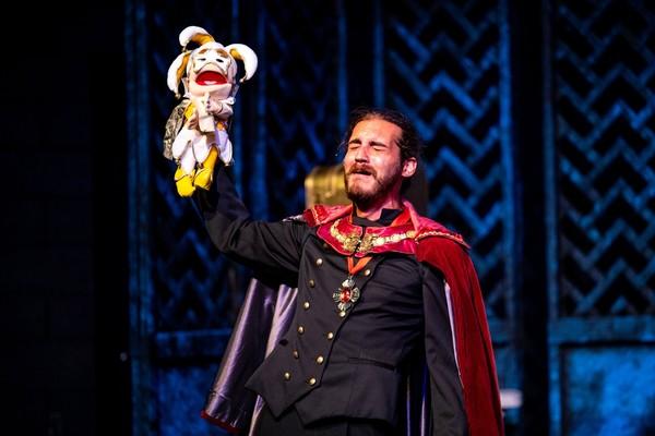 Photo Flash: THE MERCHANT OF VENICE at Austin Shakespeare