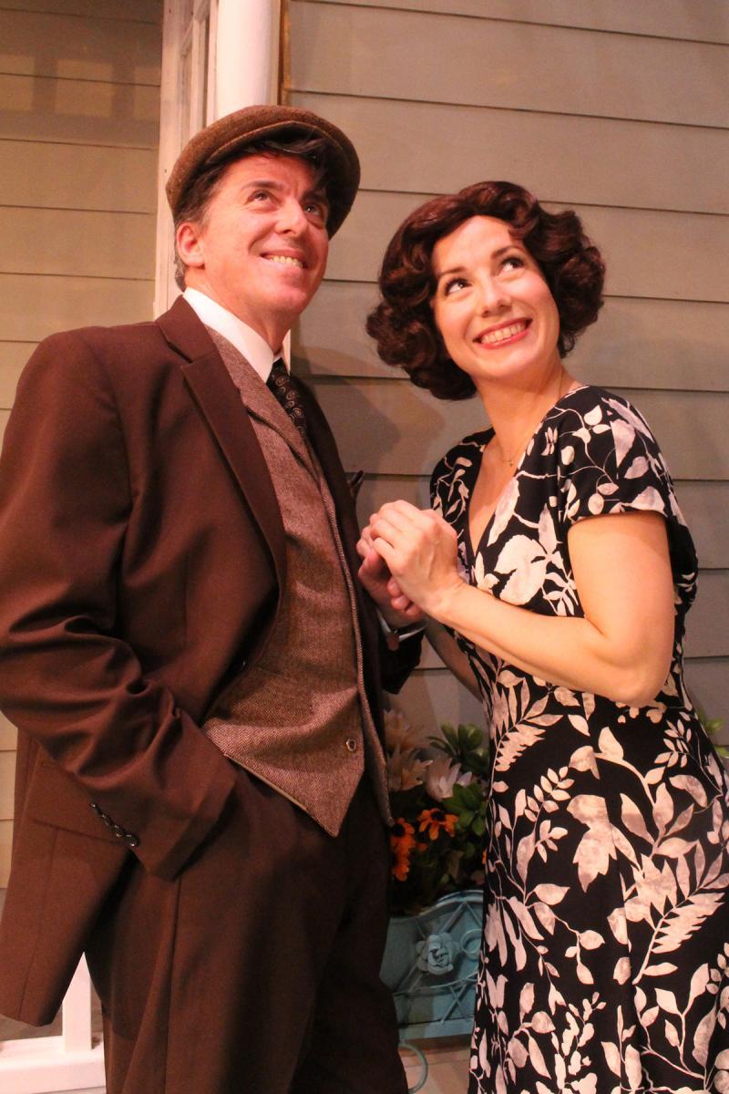 BWW Review: MORNING'S AT SEVEN at Elmwood Playhouse