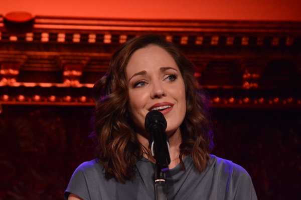Photo Coverage: Laura Osnes, Liz Callaway & More Preview Shows at Feinstein's/54 Below