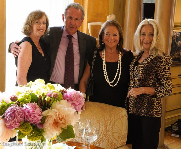 Photo Coverage: Michael Feinstein's Musical Soiree To Benefit The Great American Songbook Foundation
