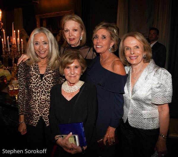 Eda Sorokoff Doris Leibman, Joan Schneider, Roz Devon, Riki Kane Larimer