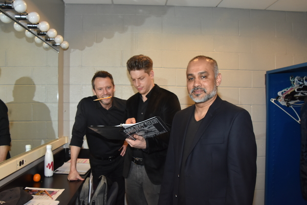Photo Coverage: Project Shaw Presents MAN AND SUPERMAN