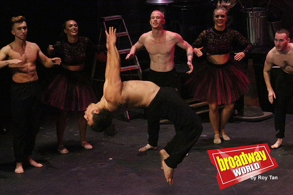 Photo Flash: Exclusive Look at BEATS ON POINTE
