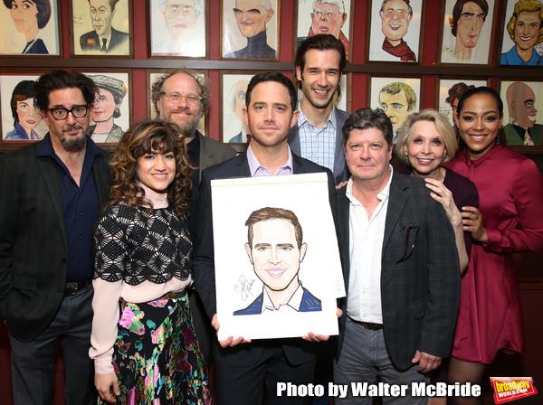 Reg Rogers, Sarah Stiles, Andy Grotelueschen, Santino Fontana, John Behlmann, Michael Photo