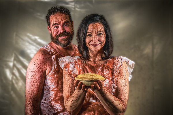 Photo Flash: First Look At Max Hartman & Sarah Gay In SWEENEY TODD