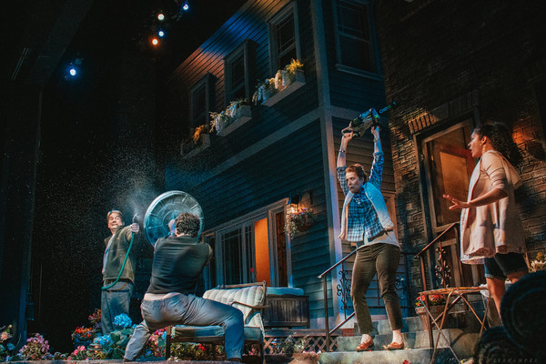 Photo Flash: NATIVE GARDENS At Portland Center Stage at The Armory