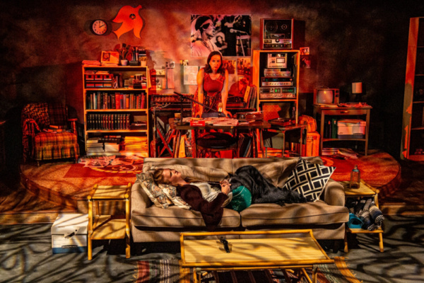 Photo Flash: First Look at Miners Alley's World Premiere Of QUEEN OF CONSPIRACY