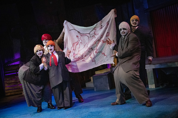Photo Flash: First Look at Cleveland Public Theatre's CENTRAL CONCERN
