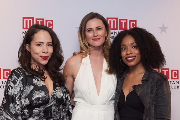 Rosal Colo�n, Megan Ketch, Jasmine Batchelor