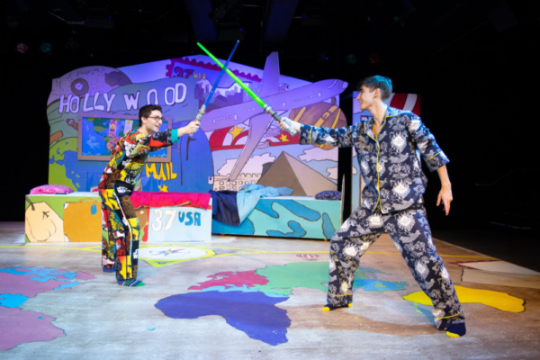 Photo Flash: First Look at THE MUSICAL ADVENTURES OF FLAT STANLEY
