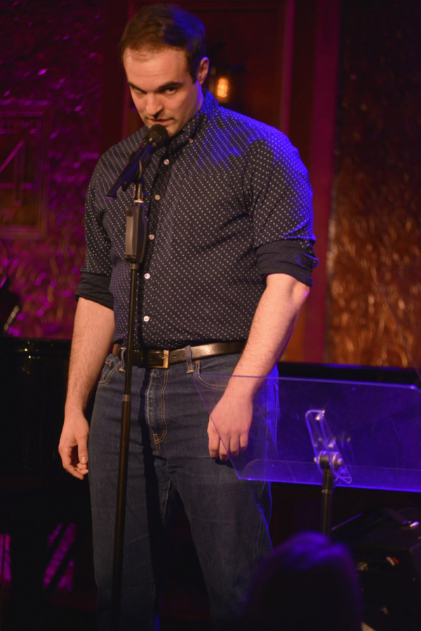 Photo Flash: Taylor Iman Jones, Damon J. Gillespie, & More Sing The Music Of Ben Caplan At 54 Below