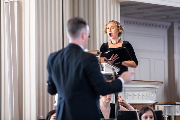 Photo Flash: Mendelssohn Choir of Pittsburgh Celebrates Queen Victoria