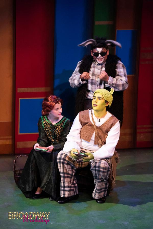 Photo Flash: Broadway Workshop and Project Broadway Present SHREK JR.