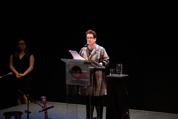 Photo Flash: Arena Stage's 2019 Gala Honors Nina Totenberg Featuring Kathleen Turner