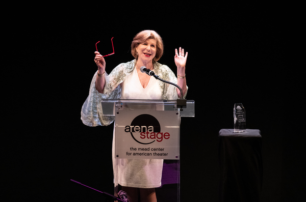 Photos: Arena Stage's 2019 Gala Honors Nina Totenberg Featuring Kathleen Turner