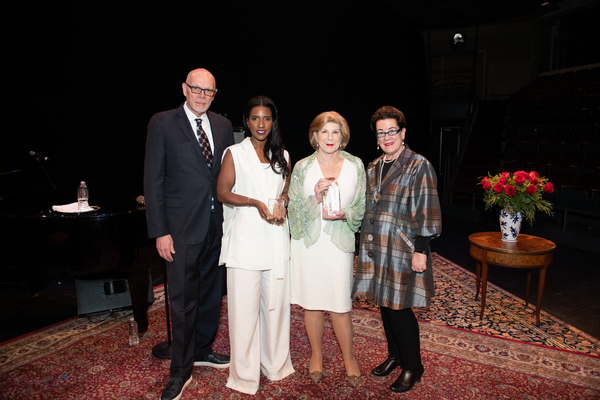 Executive Producer Edgar Dobie, Lindsey Brittain Collins, Nina Totenberg and Artistic Director Molly Smith