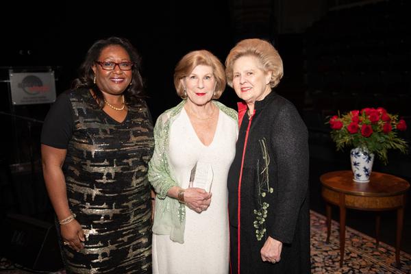 Judith Batty, Nina Totenberg and Beth Newburger Schwartz