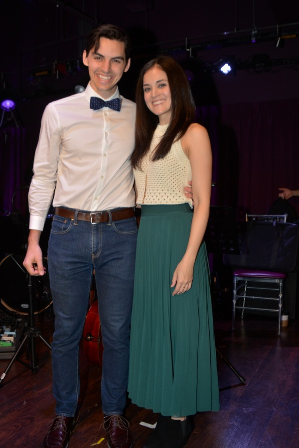 Photo Coverage: Inside MY BELOVED - A Ted Bundy Musical In Concert