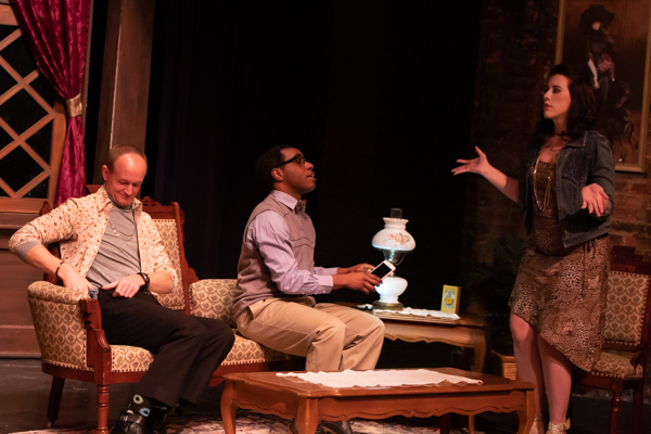 Photo Coverage: First look at Evolution Theatre Company's THE VULTURES