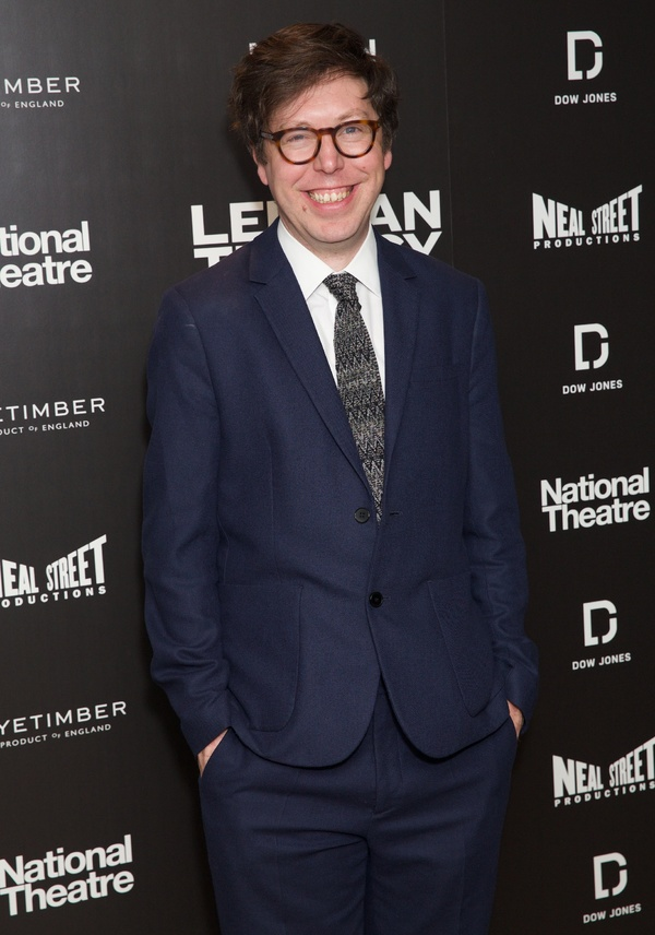 Photo Flash: Inside Opening Night of THE LEHMAN TRILOGY