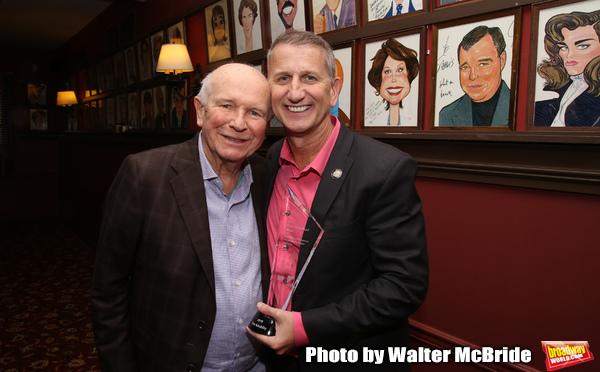 Photo Coverage: Robert Whitehead Award Ceremony Honors Tom Kirdahy