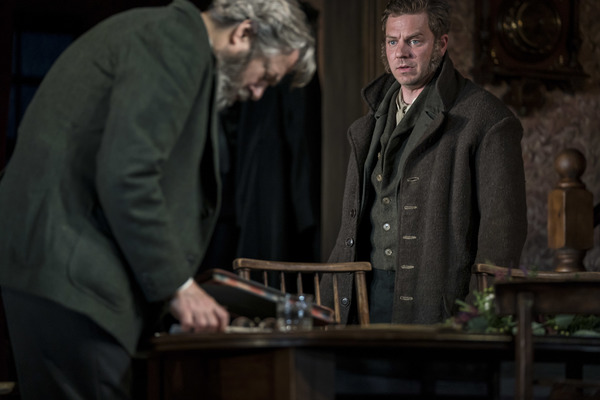 Photo Flash: First Look at RUTHERFORD AND SON
