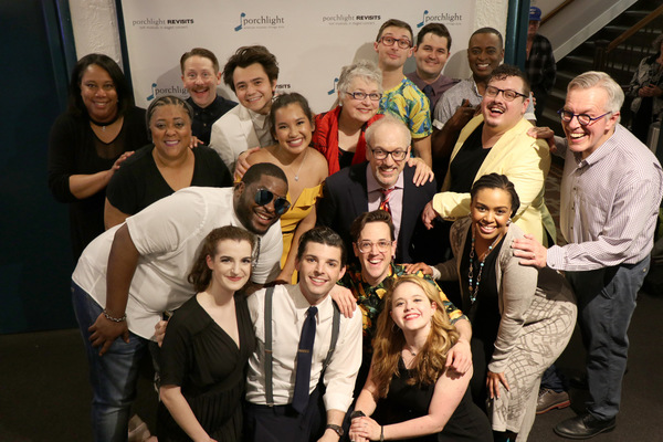Photo Flash: Opening Night Of Porchlight Revisits MINNIE'S BOYS