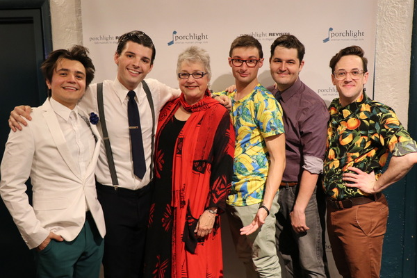 Photos: Opening Night Of Porchlight Revisits MINNIE'S BOYS