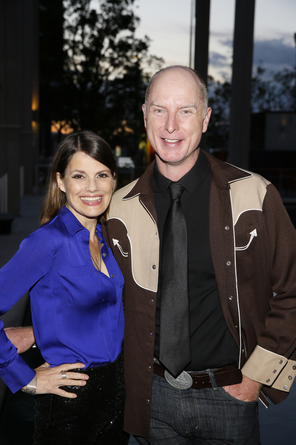 Photo Flash: Opening Night Of HAPPY DAYS At Mark Taper Forum