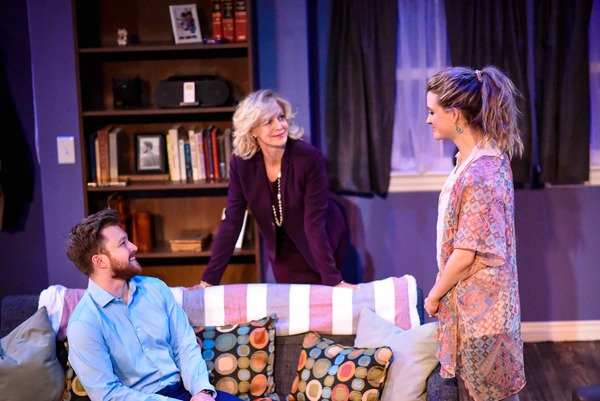 Photo Flash: Christopher Sepulveda & 3Gems Productions Present BE A GOOD LITTLE WIDOW